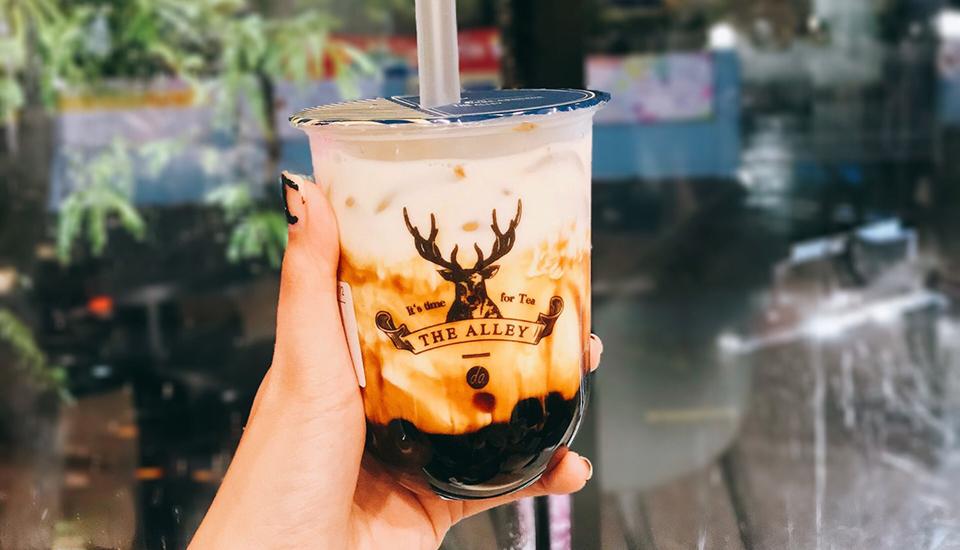 The Alley - Trà Sữa Đài Loan - Đinh Tiên Hoàng