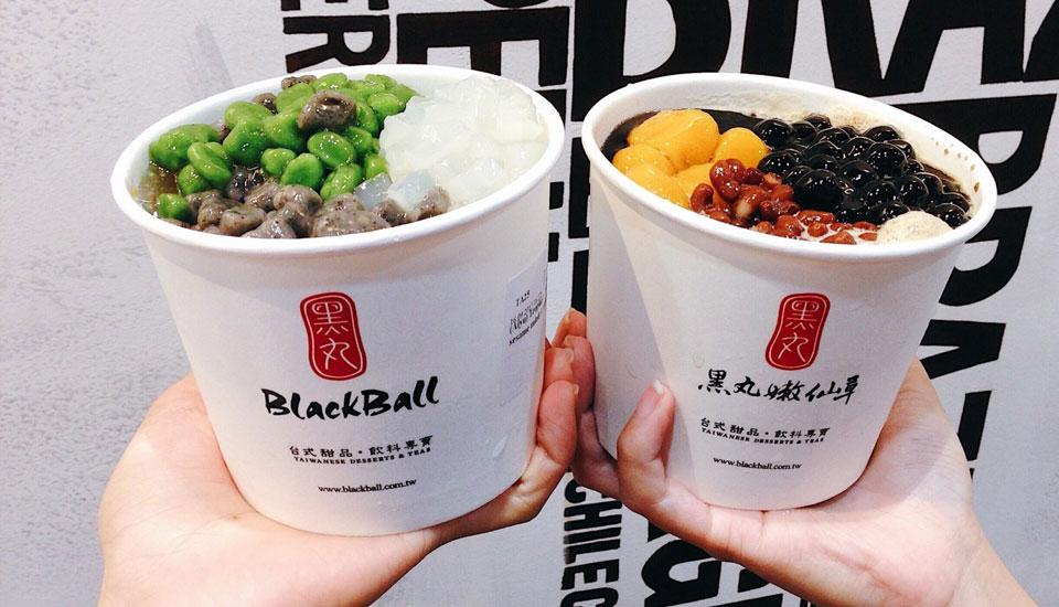 BlackBall - Chè & Trà Sữa Đài Loan - Phan Văn Trị