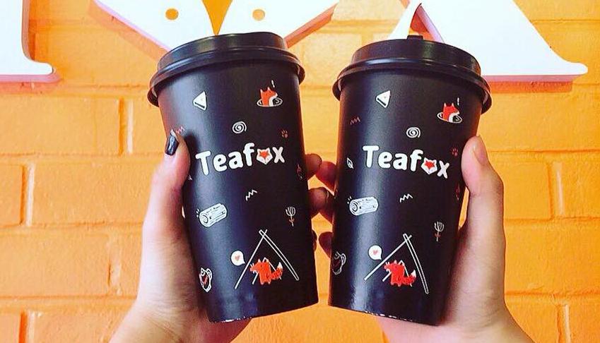 TeaFox - Vườn Lài