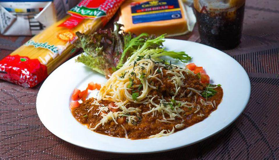 Colin's Kitchen - Spaghetti
