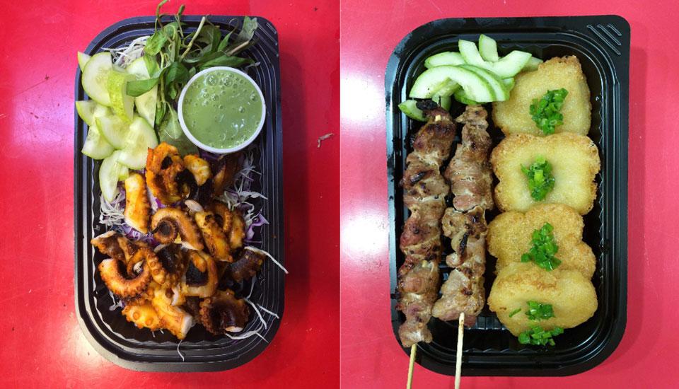 Thái Cuisine - Now Station Vivo