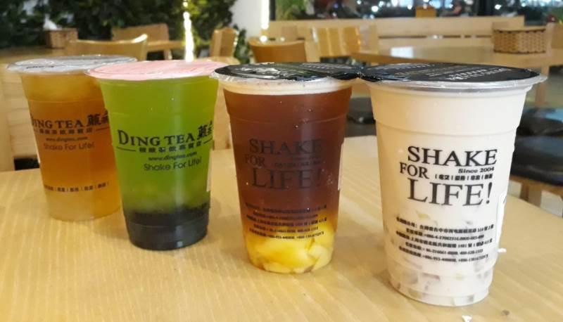 Ding Tea - Lý Thái Tổ