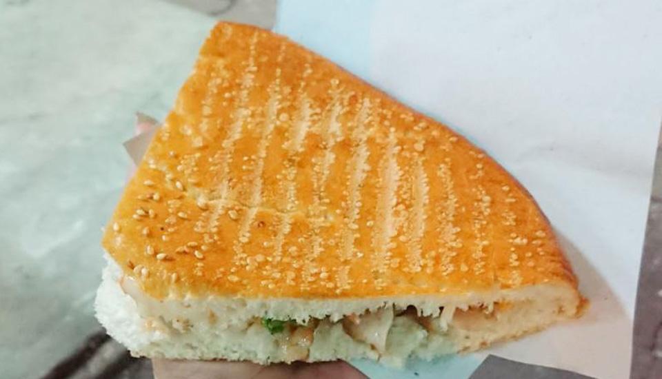 Bánh Mì Thổ Nhĩ Kỳ Hoàng Hải