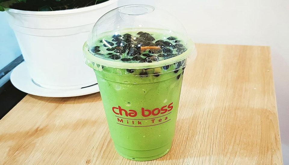 Cha Boss Milk Tea