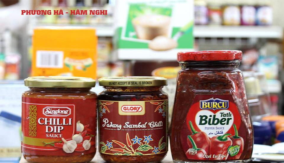 Phương Hà - Bánh Kẹo & Rau Củ - 69 Hàm Nghi