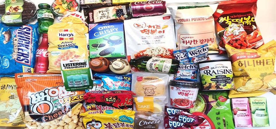 Ohanafood Shop - Bánh Kẹo Nhập Khẩu