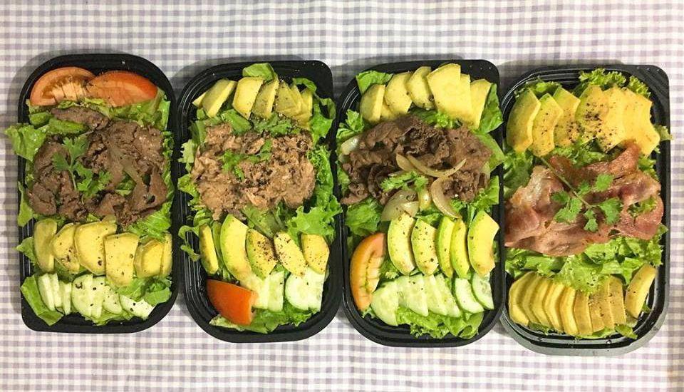 Get Saladish - Salad & Trà - Shop Online