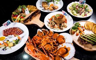 Nhà Hàng 123 - Kuku - Seafood & Wine