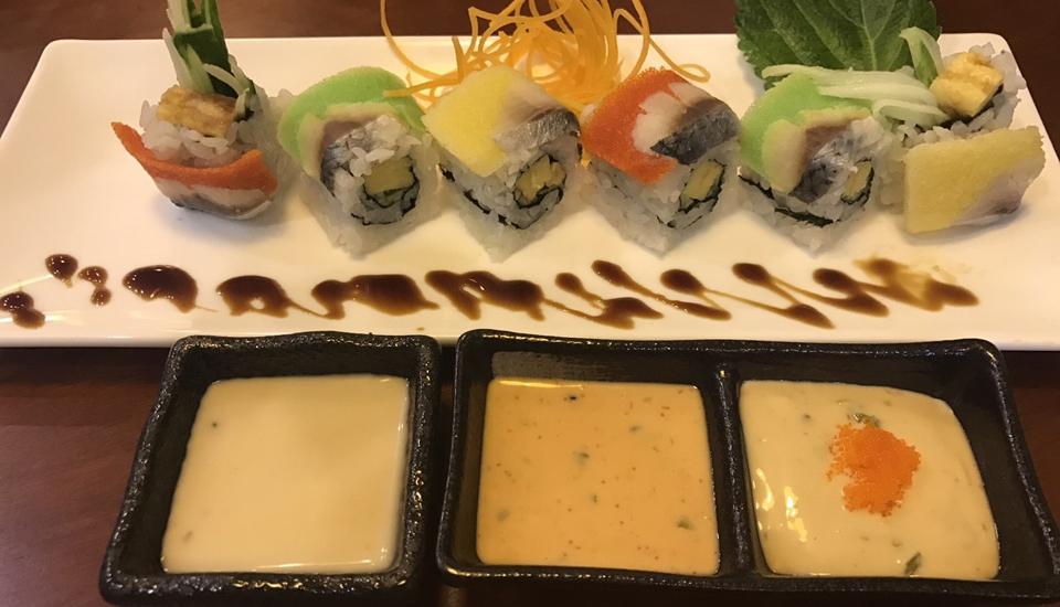 Tokyo Sushi - Asiana Food Town