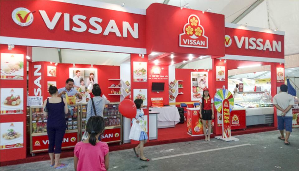 Vissan - Cửa Hàng Thực Phẩm - Đường Số 1