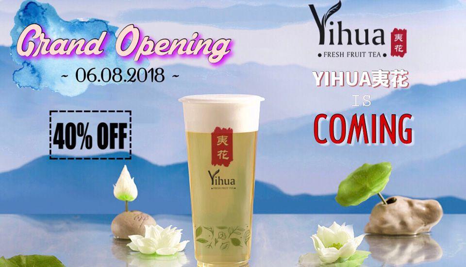 YIHUA Vietnam - Trà Đài Loan Online