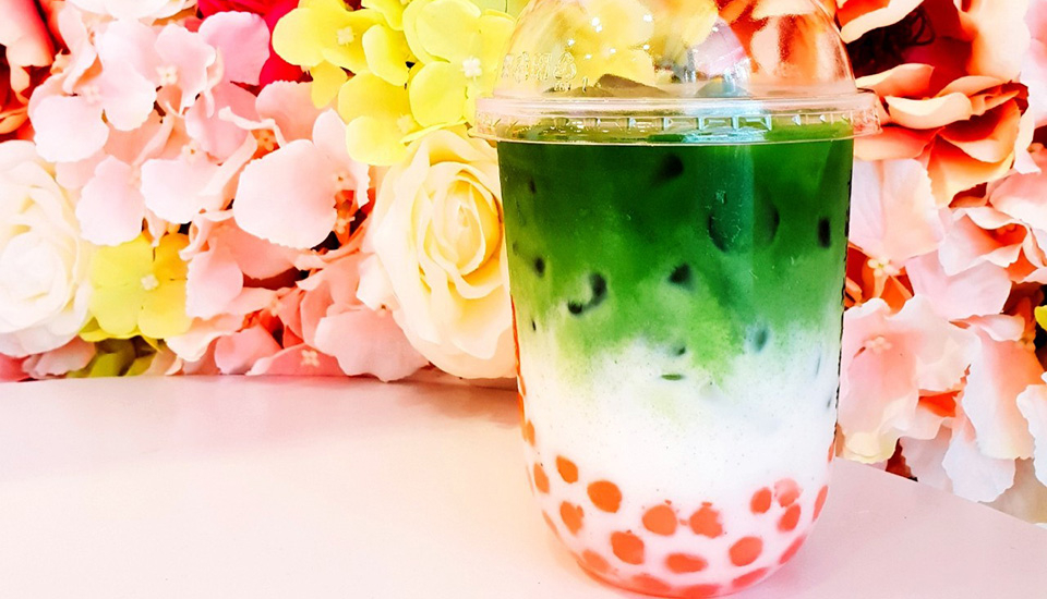 Pinky Diamond - Tea & Milk Tea