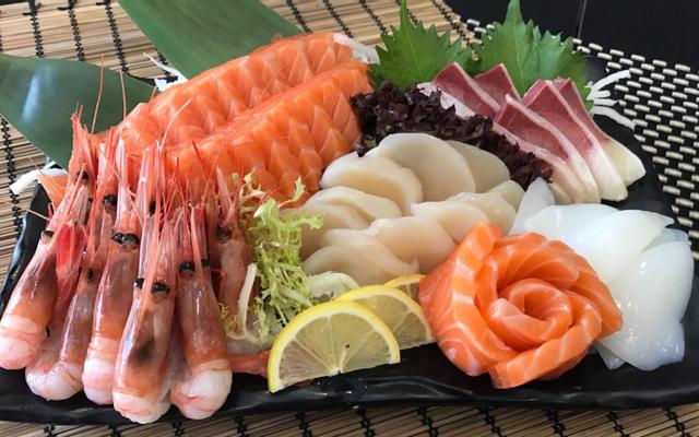 Maru-Chan - Hải Sản & Nướng - Oishi Town