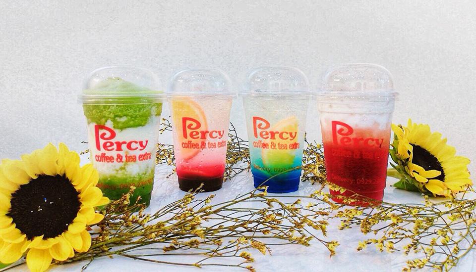 Percy Coffee & Tea Extra