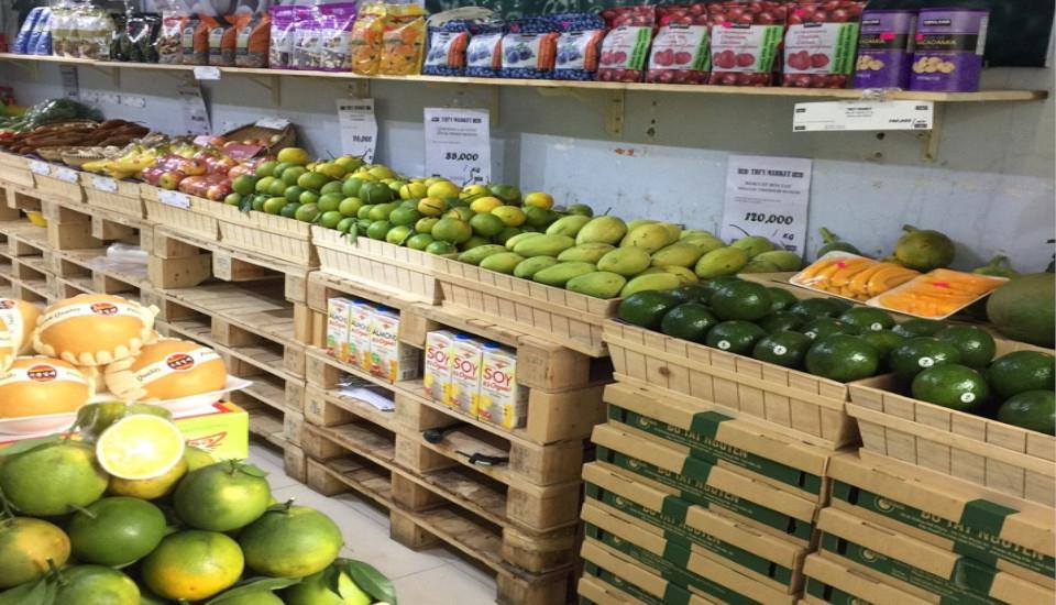 Thi's Market - Trái Cây Tươi Và Rau Củ Sạch - Hồ Tùng Mậu
