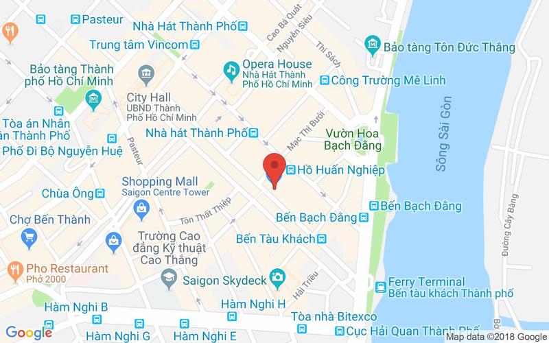 Bản đồ - Michi Sushi - Nguyễn Huệ