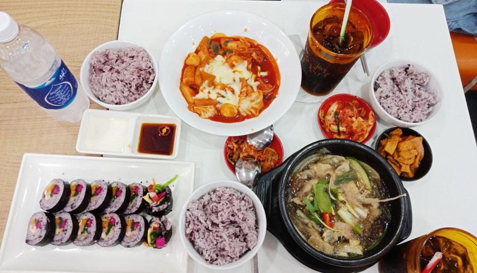 Hanuri - Quán Ăn Hàn Quốc - Cộng Hòa
