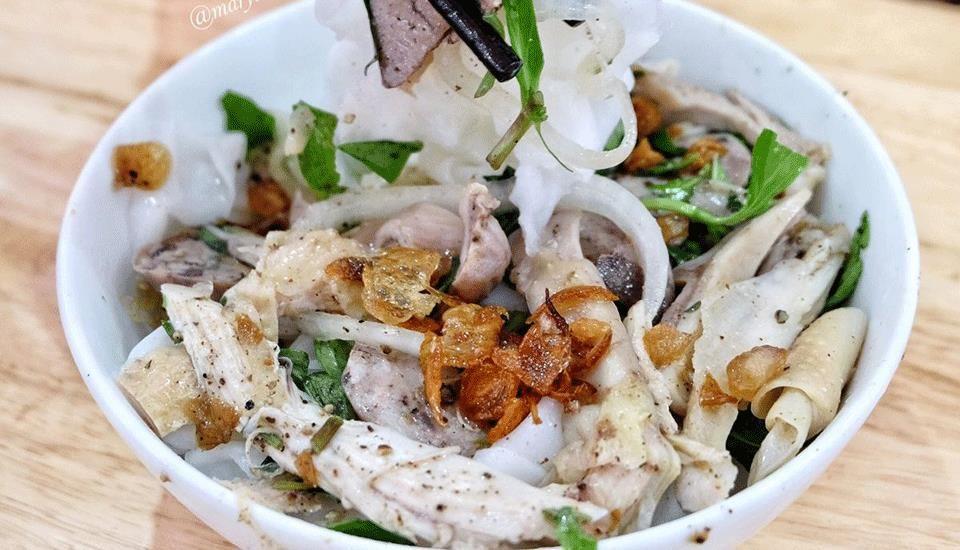 Bánh Ướt Lòng Gà Ngân ở Quận 10, TP. HCM   Foody.vn