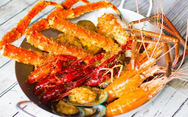Lobster Bay - Nhà Hàng Hải Sản Kiểu Mỹ - Nguyễn Tri Phương