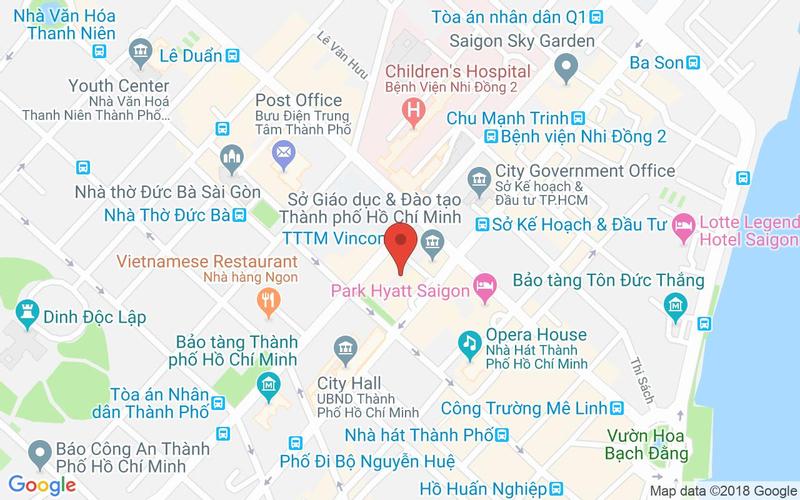 Bản đồ - Let's Lẩu - Vincom Center