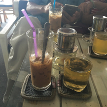 Chất Coffee