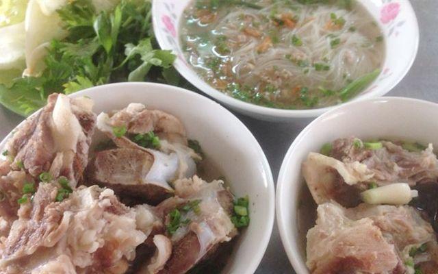Điểm Tâm Thủy - Hủ Tiếu & Bánh Canh - Tô Hiến Thành
