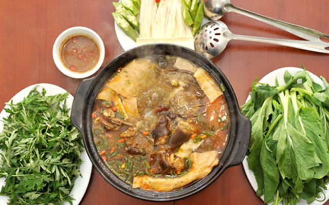 Lẩu Dê Huynh Đệ - Huỳnh Tấn Phát ở TP. HCM