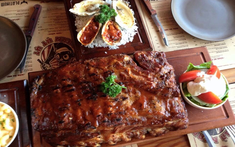 Ụt Ụt Quán - Barbecue & Beer - Võ Văn Kiệt