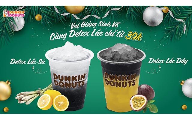 Dunkin' Donuts - Bưu Điện Thành Phố