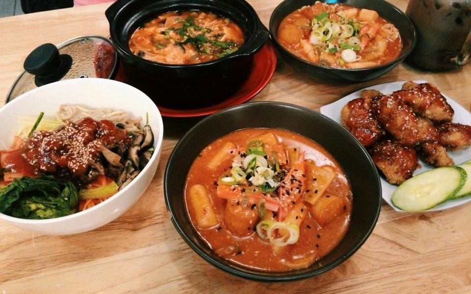 Moon Fast Food - Món Hàn - Xuân Hồng