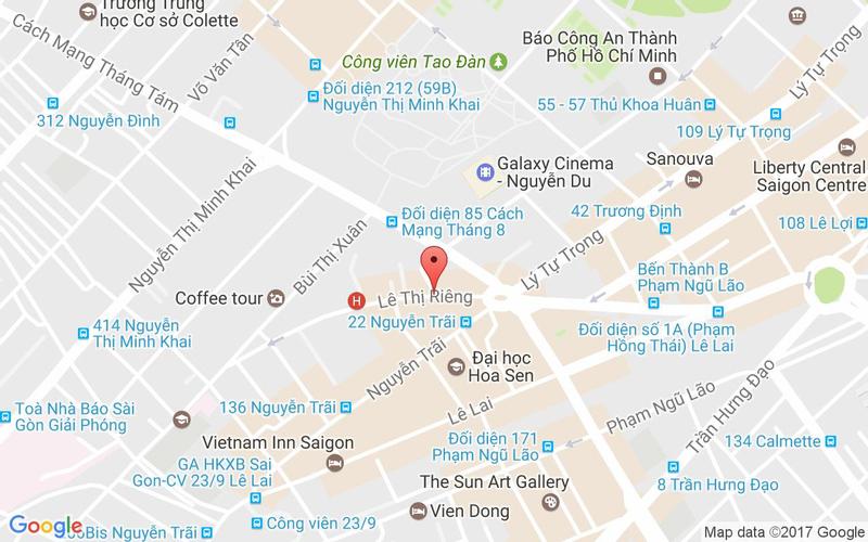 Bản đồ - Barbos - Nhà Hàng Gà Hàn Quốc