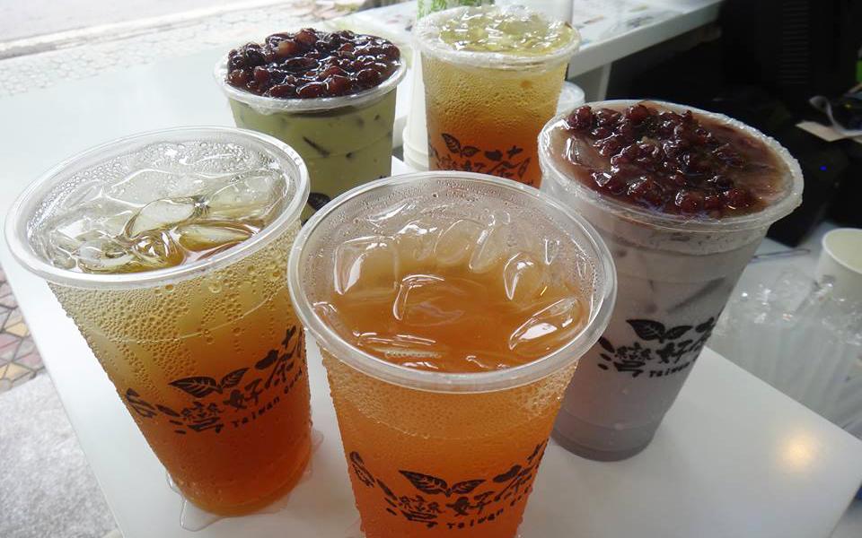 Taiwan Good Tea - Trung Hòa