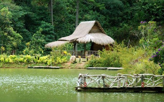 Khu Du Lịch Sinh Thái Làng Cù Lần - Lâm Đồng ở Lâm Đồng