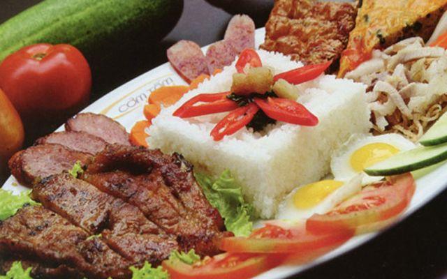 Tiệm Cơm Việt Nam Thuận Kiều ở Lâm Đồng