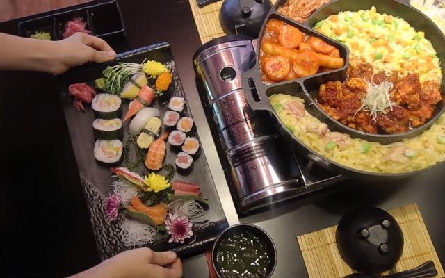 Đạo Quán - Buffet Sushi Lẩu Nướng Nhật Bản