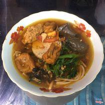Bún Riêu Cua Ốc - Chợ Võ Văn Tần