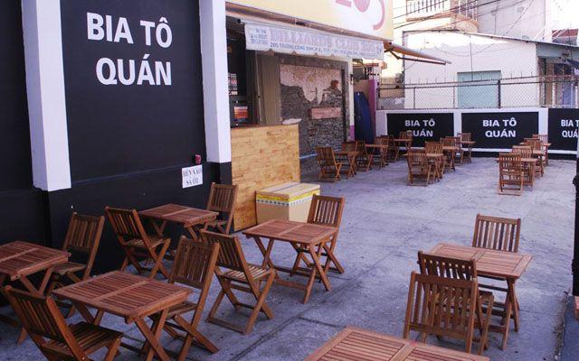 Bia Tô Quán - Trương Công Định ở Vũng Tàu