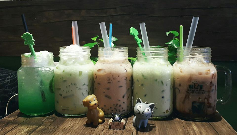 Trà Sữa & Pizza H2T - Khánh Hội