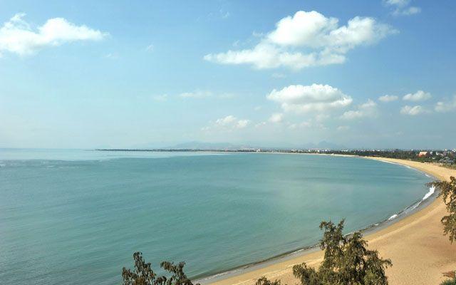Biển Ninh Chữ - Ninh Thuận ở Ninh Thuận