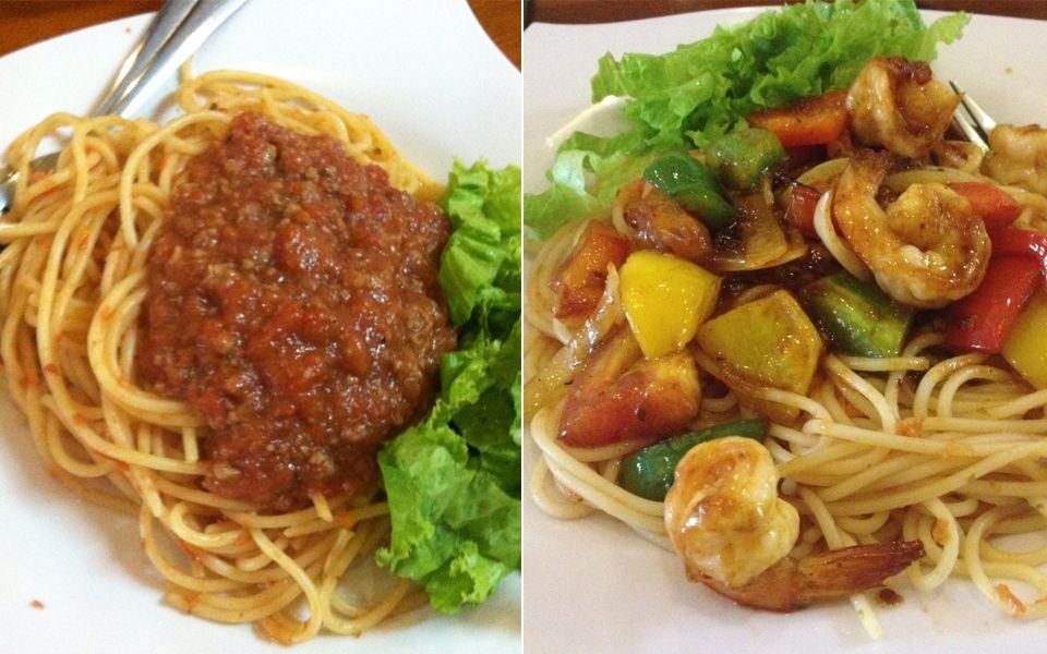 Couple - Spaghetti House