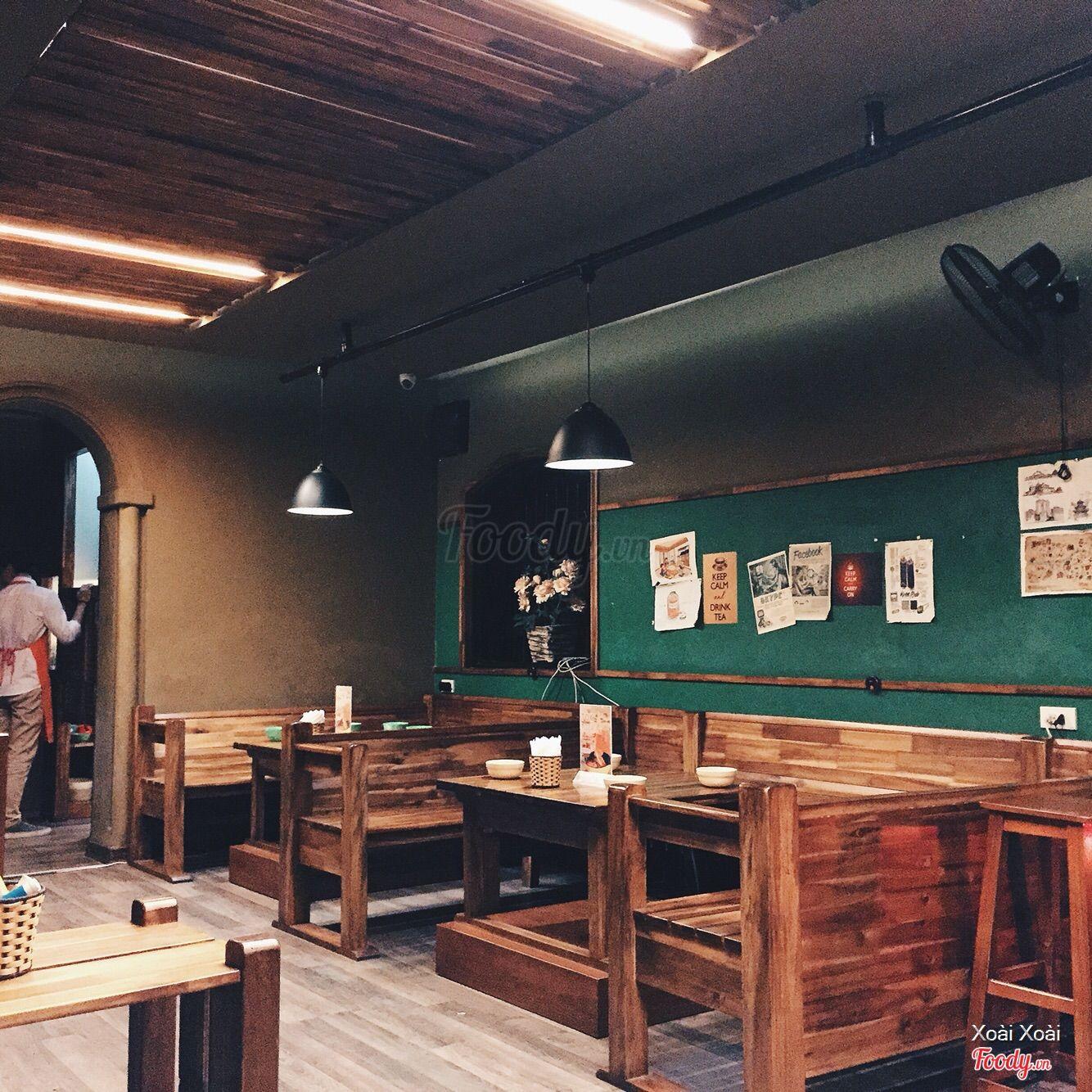 Nhà hàng Hàn Quốc Kei Korean
