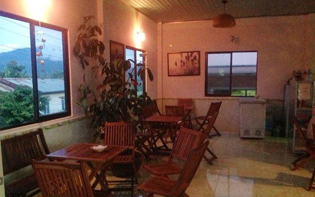 Tím...Lavender Cafe ở Lâm Đồng