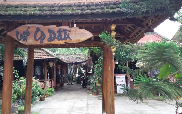 Cọ Dầu Cafe ở Quảng Trị