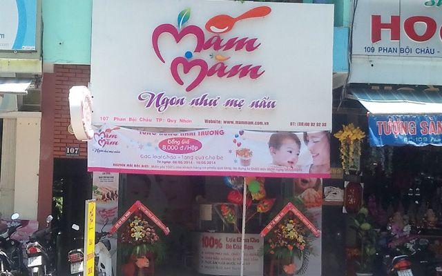 Cháo Dinh Dưỡng Măm Măm ở Bình Định