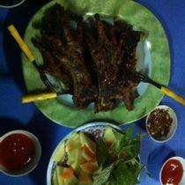 Xiên nướng BBQ - Ung Văn Khiêm