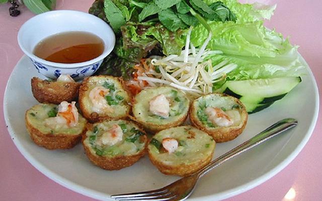Bánh Khọt Cô Xuân ở Vũng Tàu