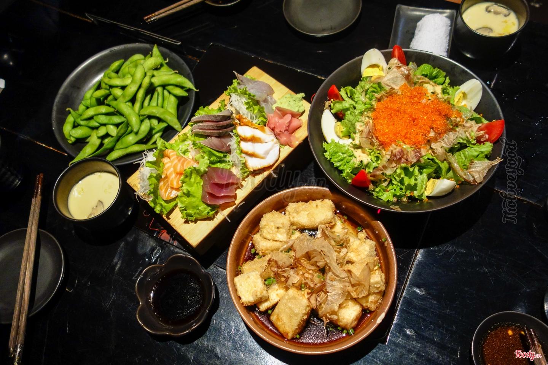 Nhà hàng Nhật Bản_Bizin