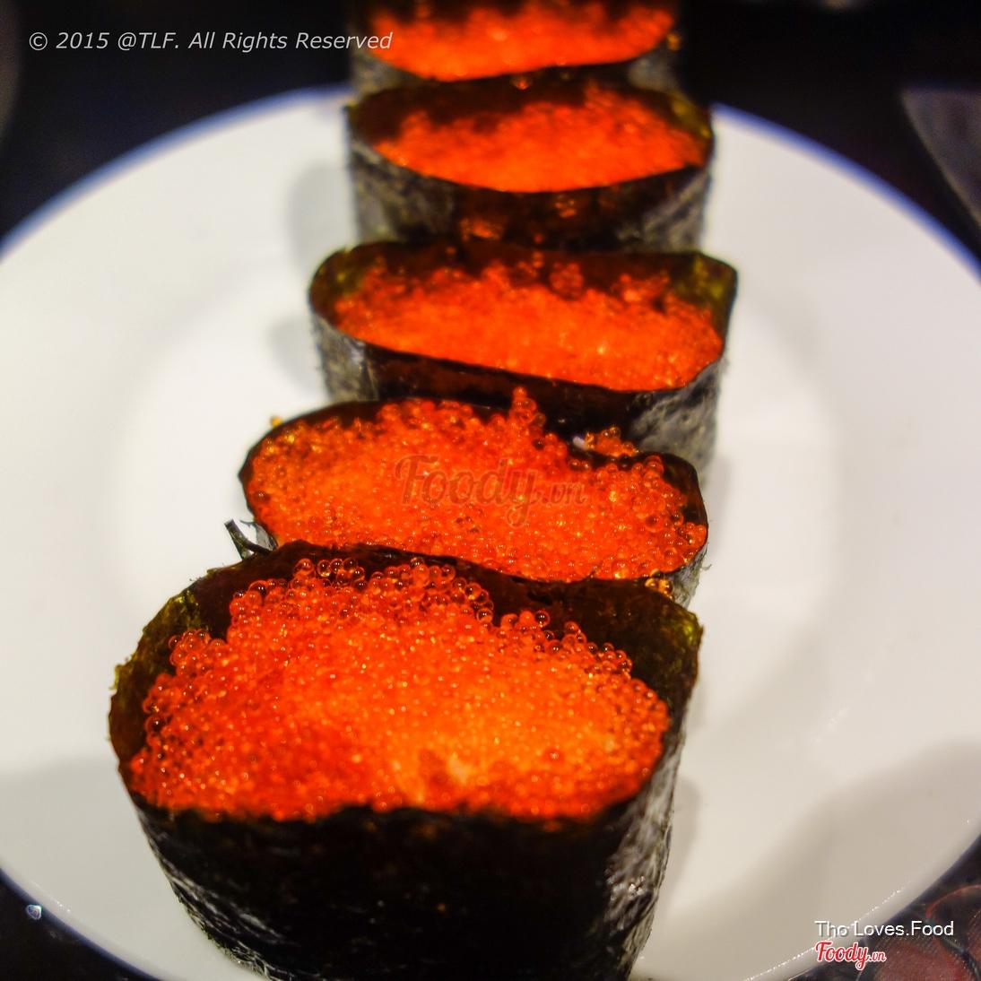 Món Nhật - Nhà hàng Nhật Bản Bizin