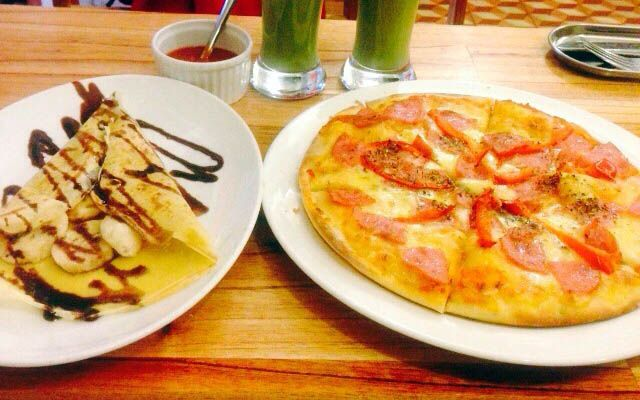 Pizza Amour - Hai Bà Trưng ở Huế