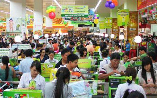 Big C Vinh - Quang Trung ở Nghệ An